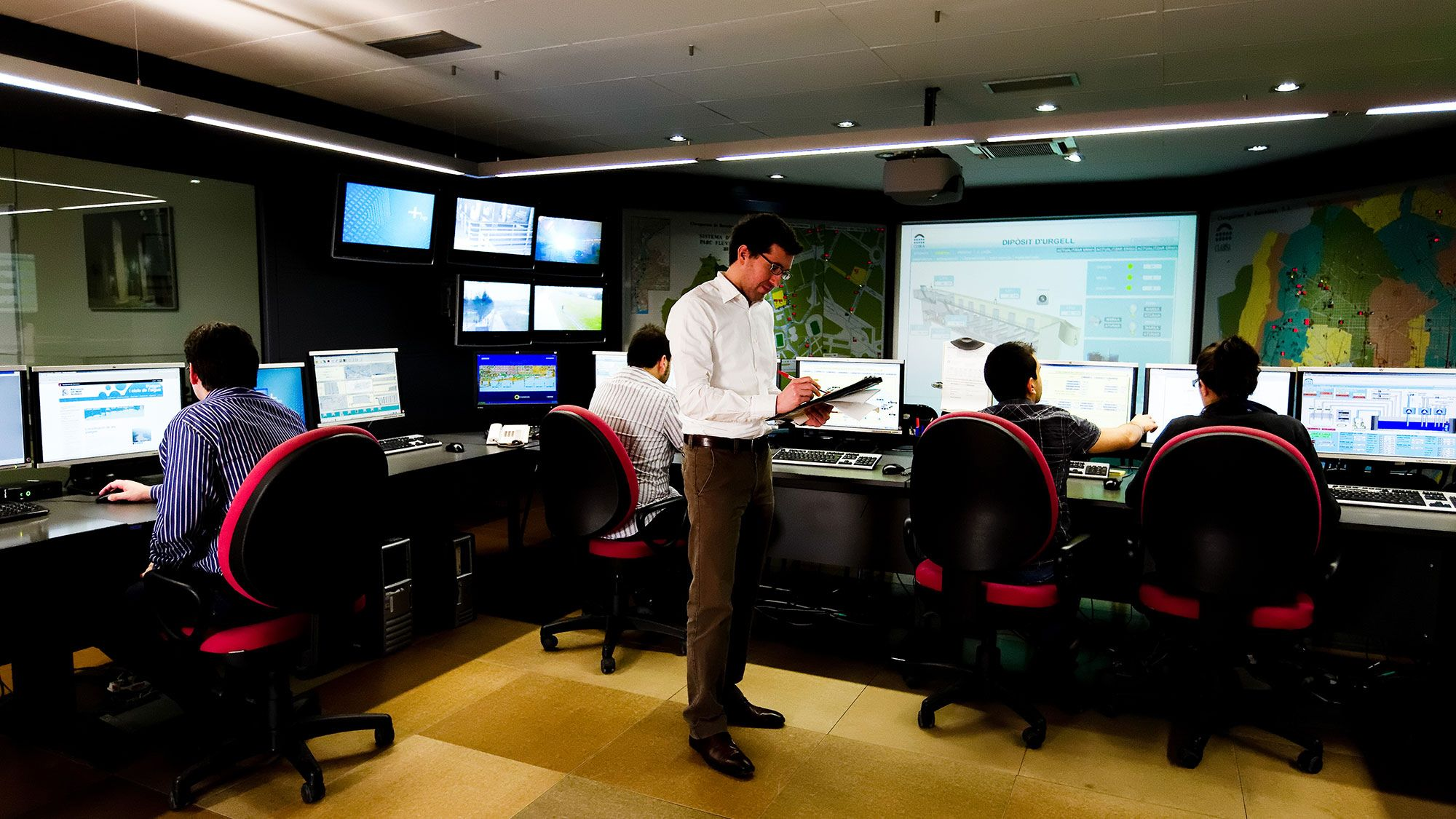 Improve service quality and enhance your city's resilience