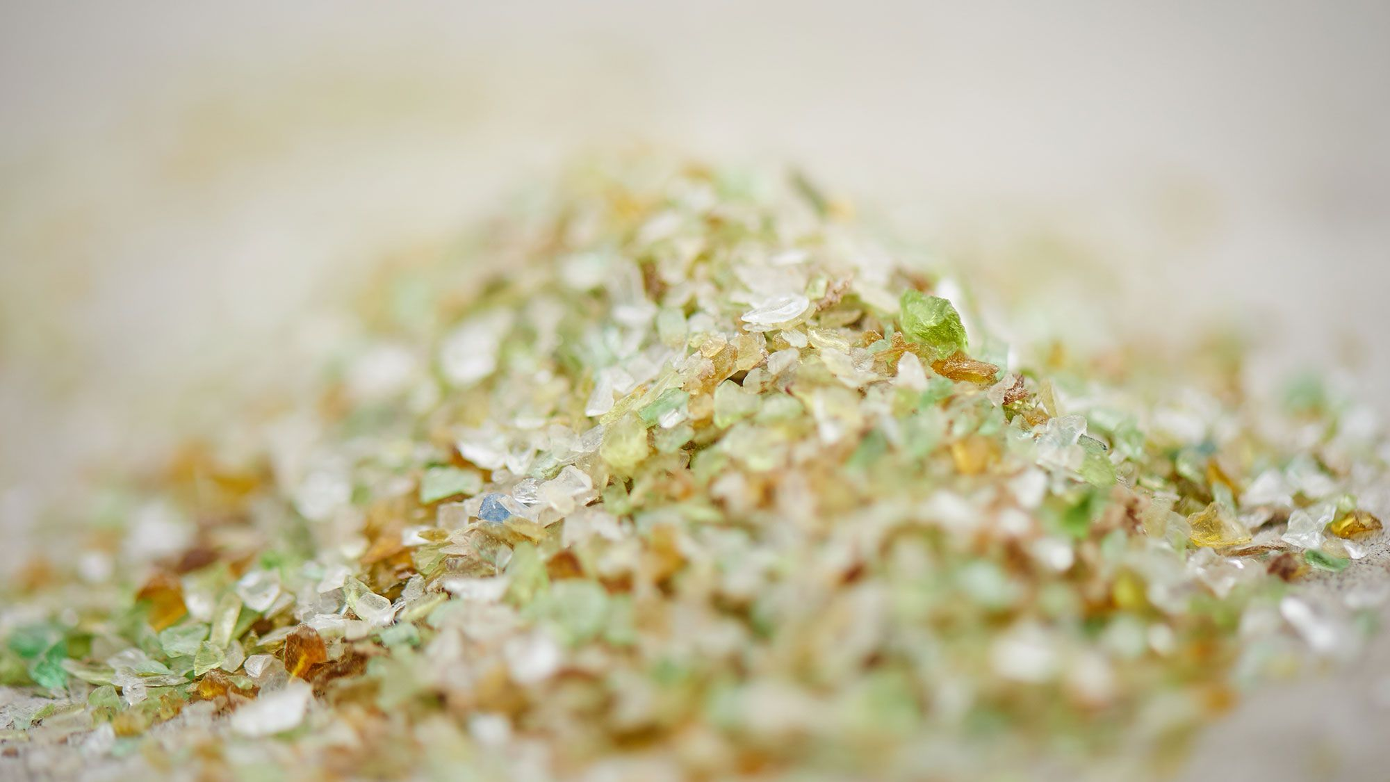 transform your waste into high quality secondary raw materials