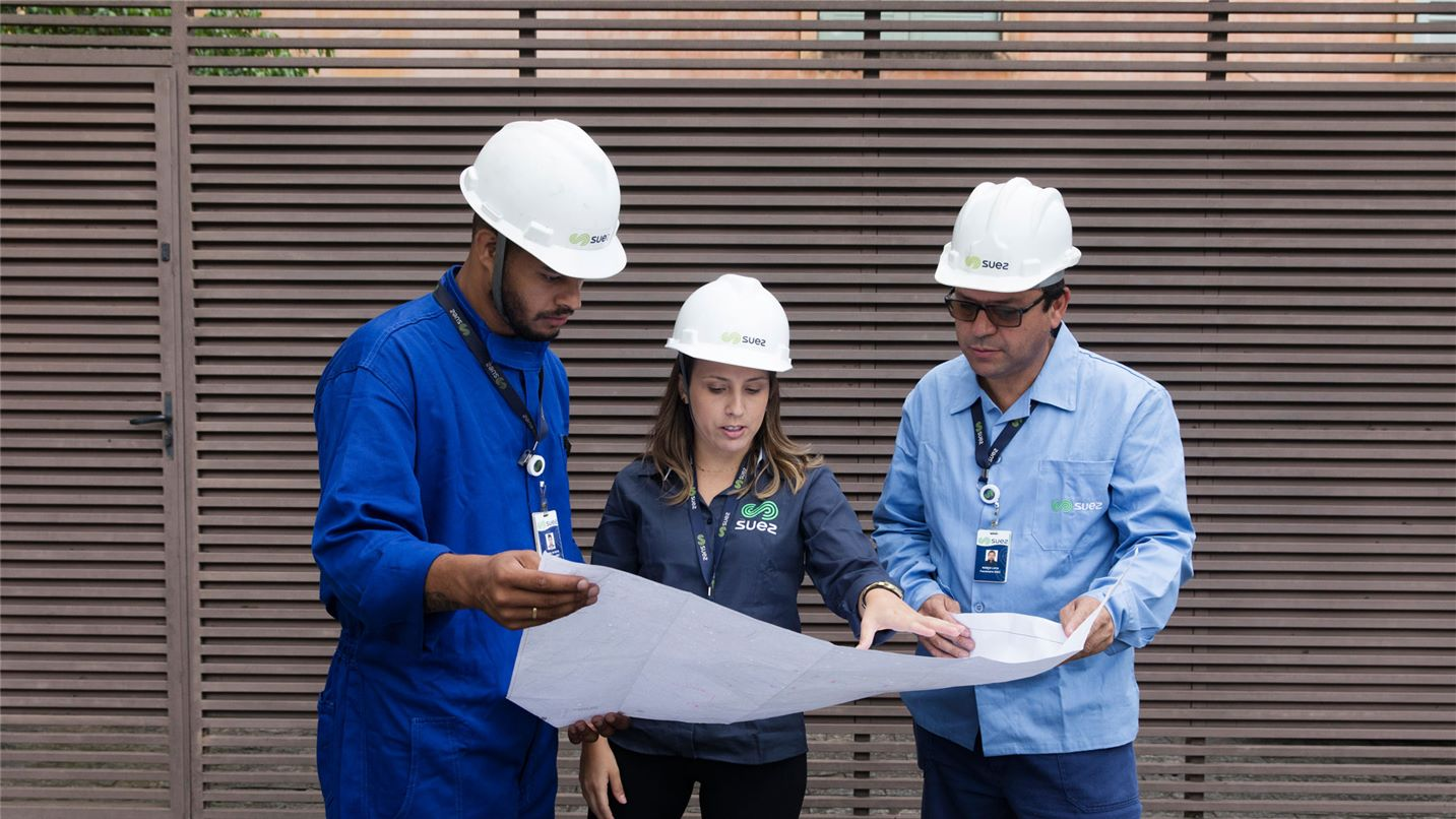 SUEZ employees in Brasil