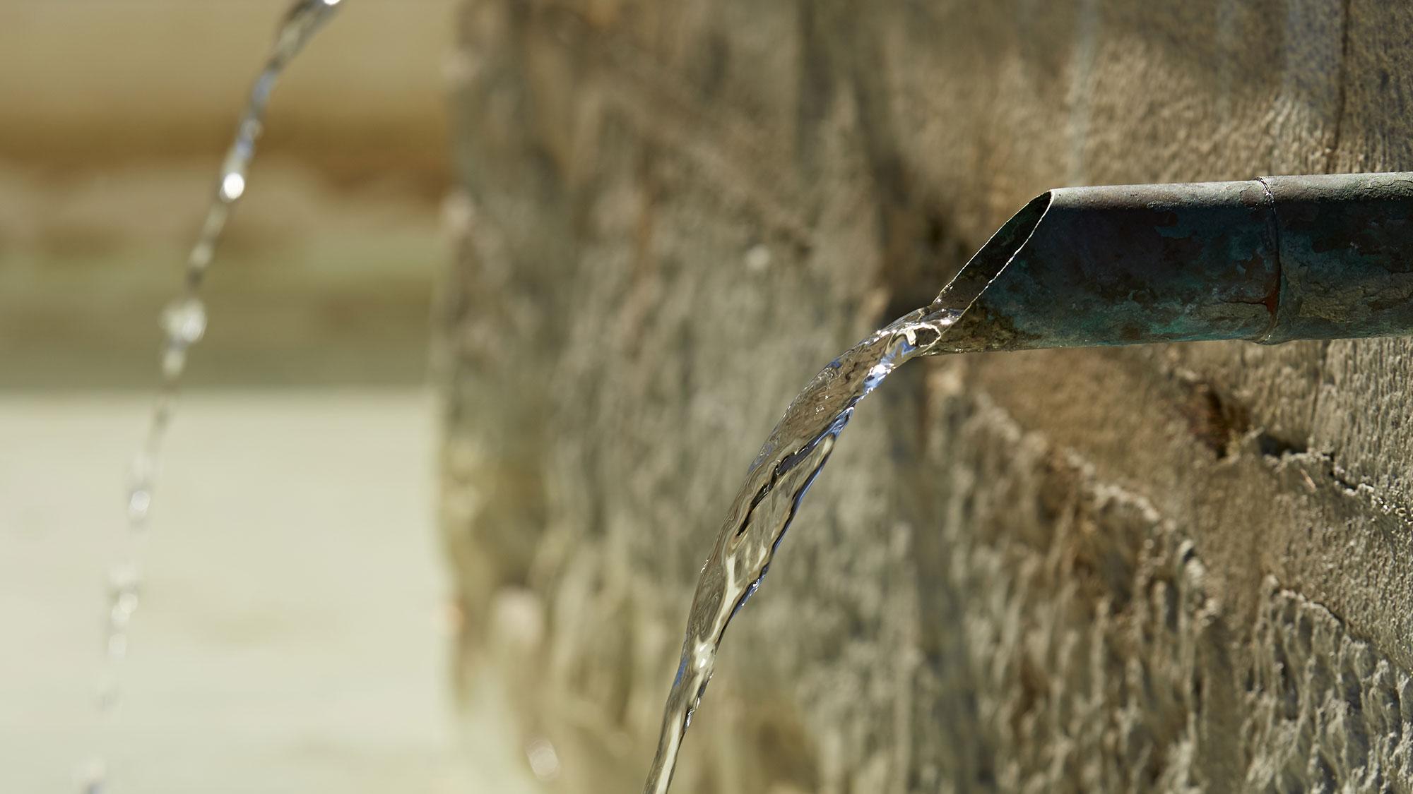 Access to water guaranteed