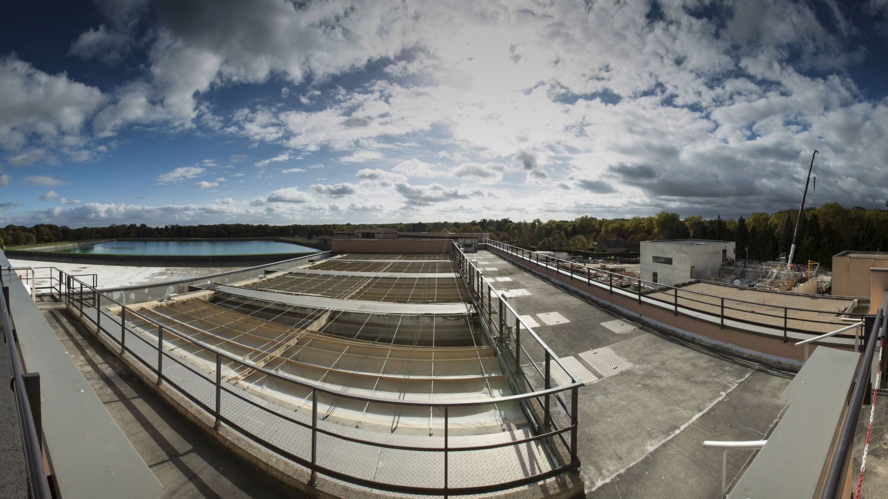 Design, build and operate a water treatment plant