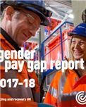 Gender pay gap report 2018 TN