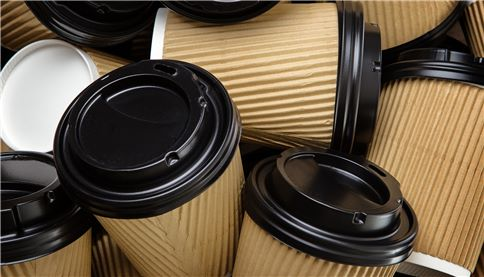 Disposable coffee cups 564591440 UK CW