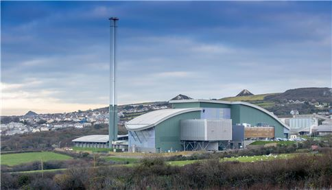 Cornwall energy recovery centre