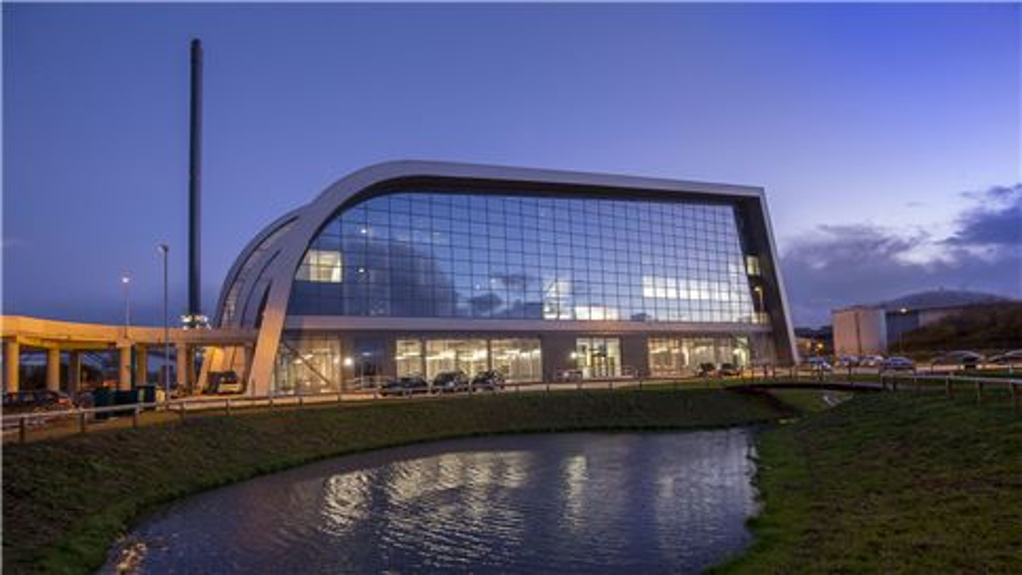 Severnside energy recovery centre