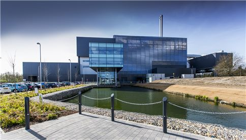 Suffolk energy from waste facility
