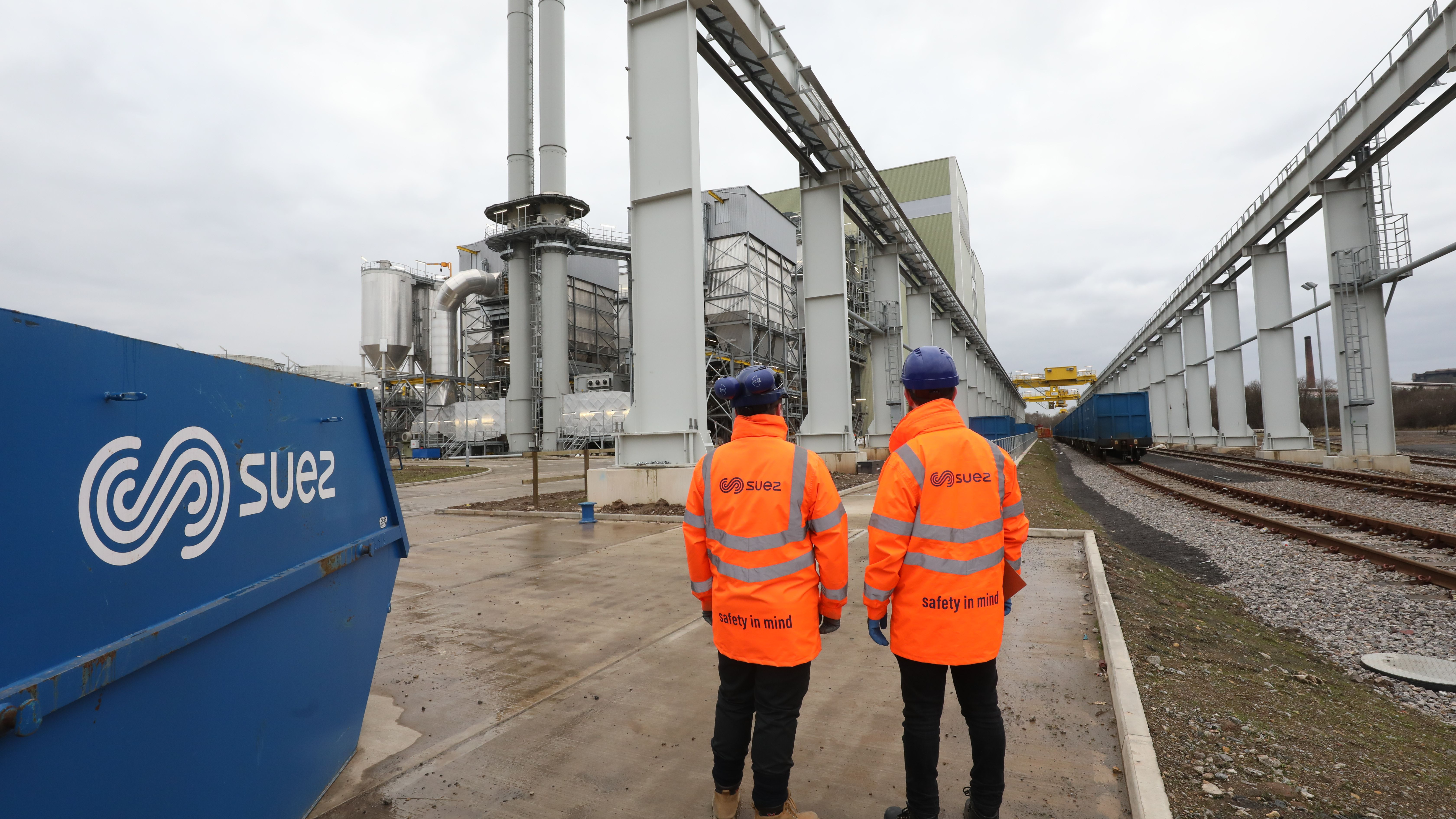 Wilton energy from waste facility