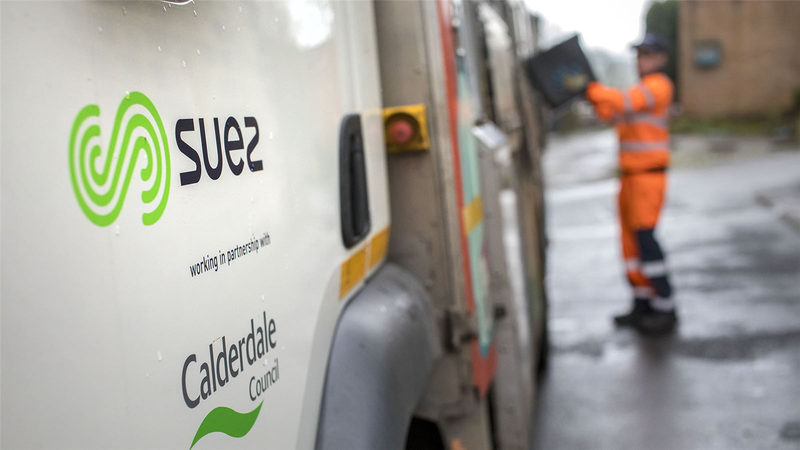 Calderdale municipal collection contract