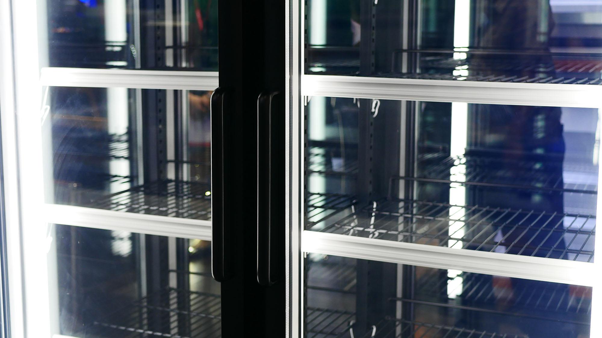 Industrial fridge breakdown