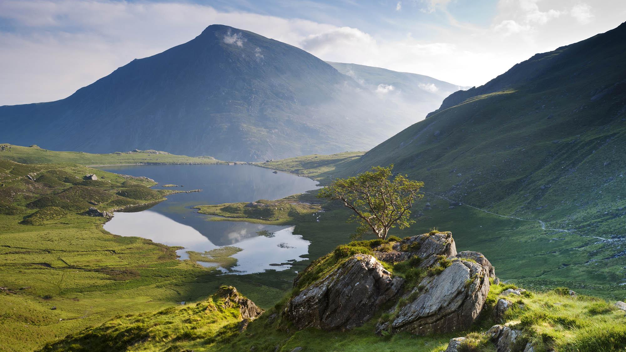 UK landscape