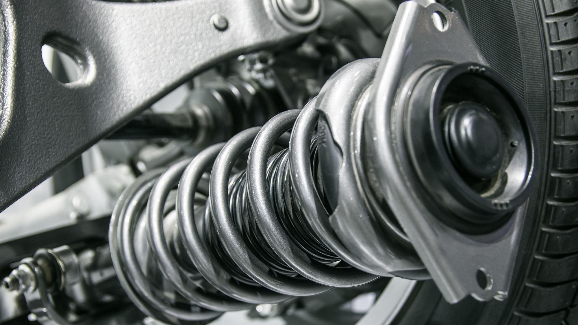 Car suspension system