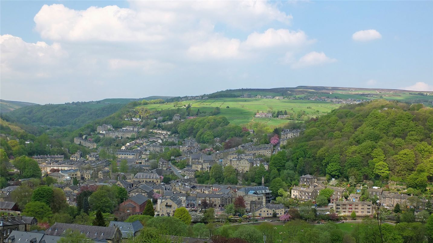 West Yorkshire countryside