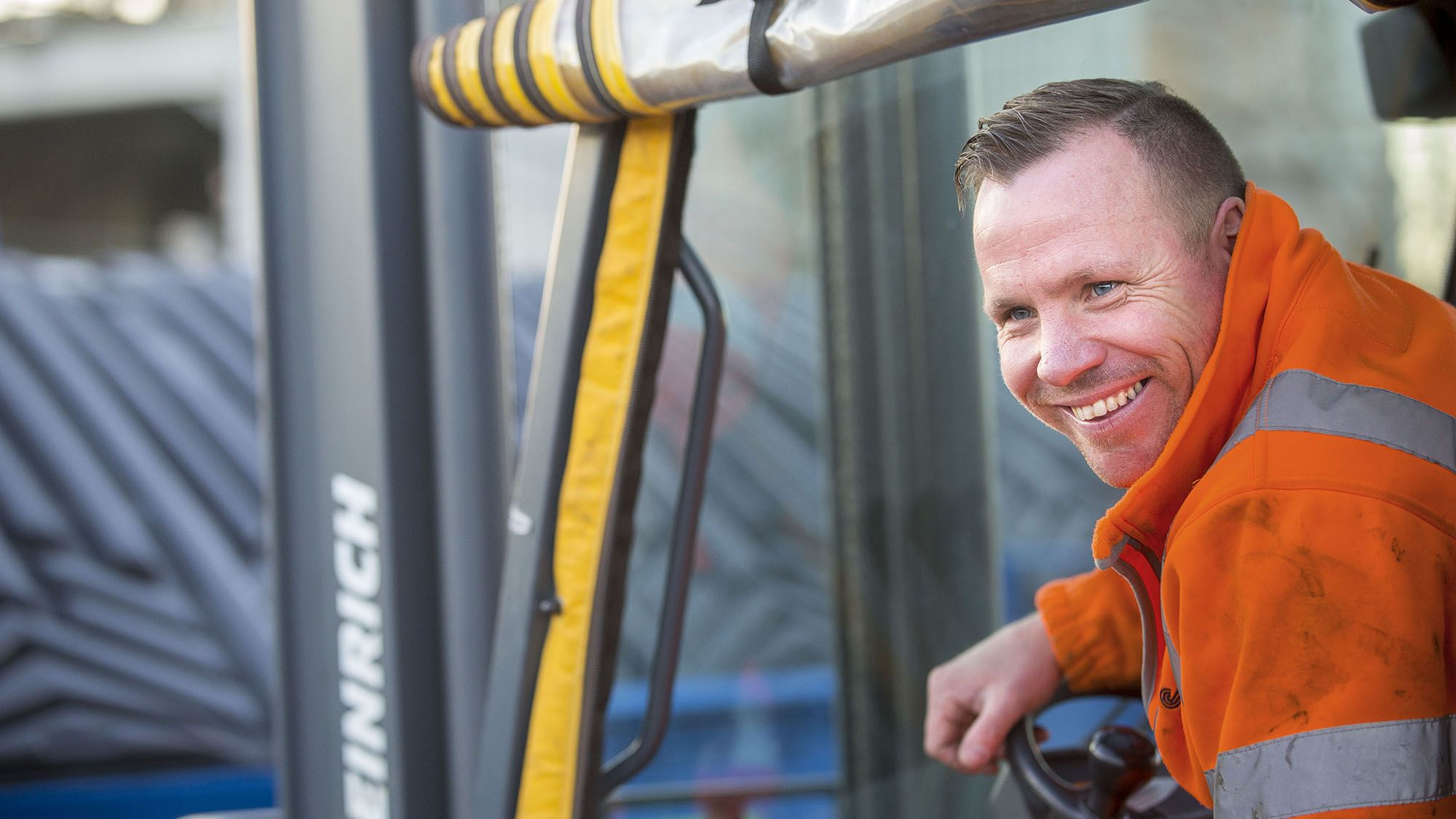 SUEZ driver in Poole