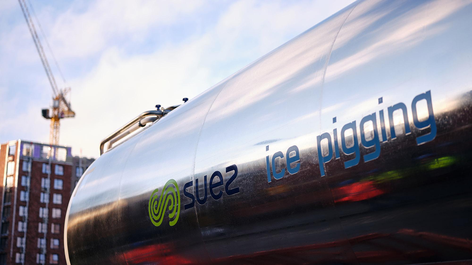 Ice Pigging™