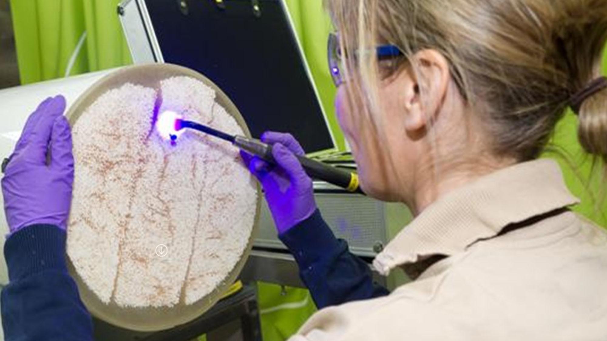 Laboratory tech