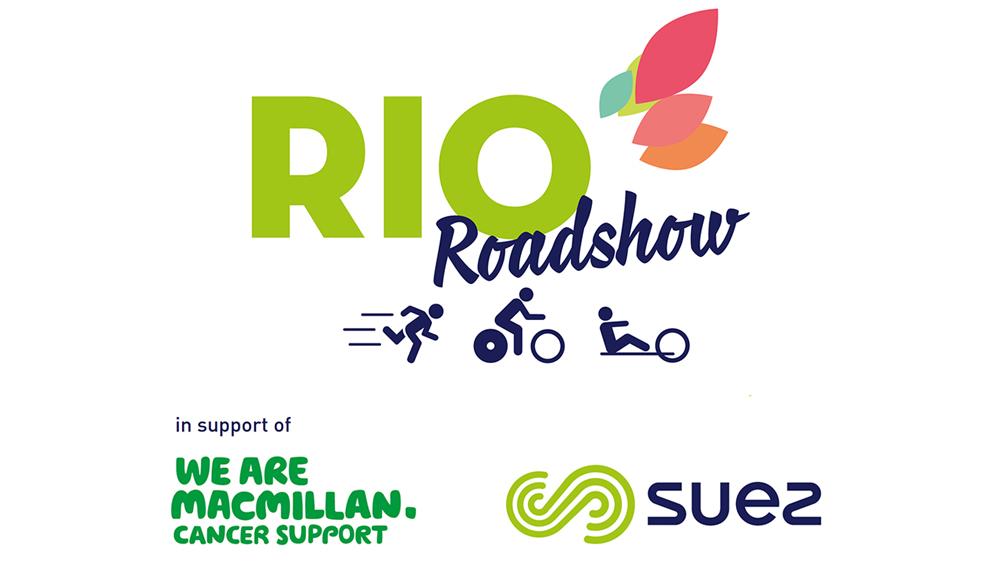 SUEZ Big Event 2016 Rio Roadshow logo