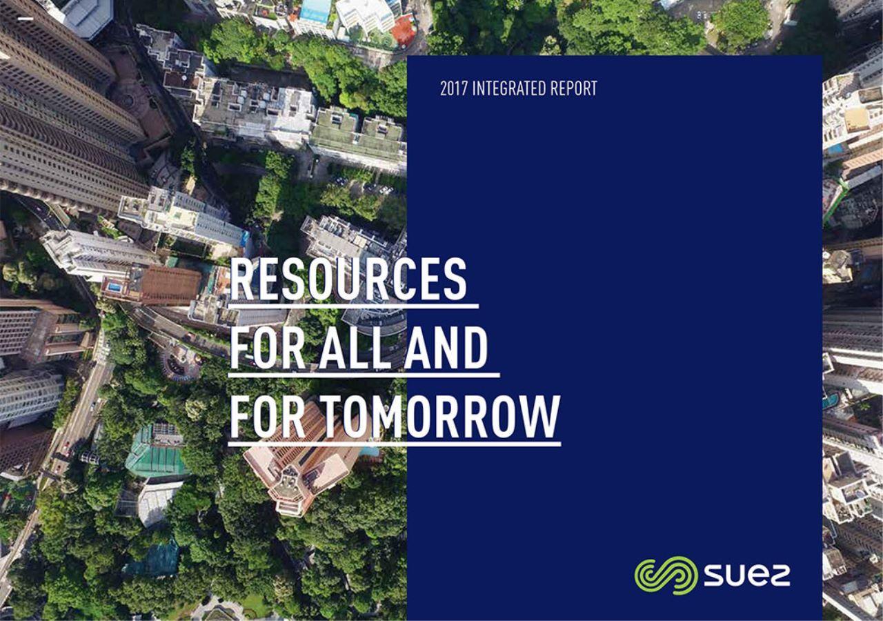 Integrated Report SUEZ 2017 EN push