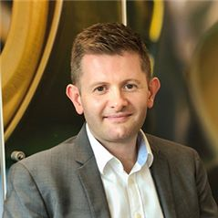 Ben Harding, Corporate Development Director for SUEZ recycling and recovery UK