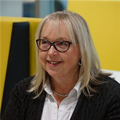 Sue Betts, Head of Learning and Development for SUEZ recycling and recovery UK