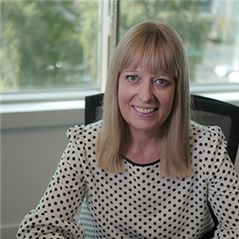 Dr Tracey Leghorn, Chief Human Resources Officer for SUEZ recycling and recovery UK
