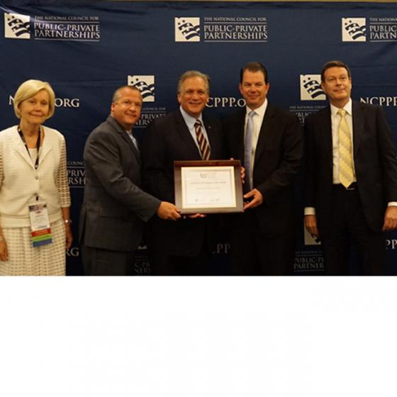 SUEZ recognized for innovation by national council