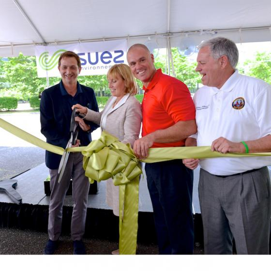 SUEZ opens new North American Corporate Headquarters