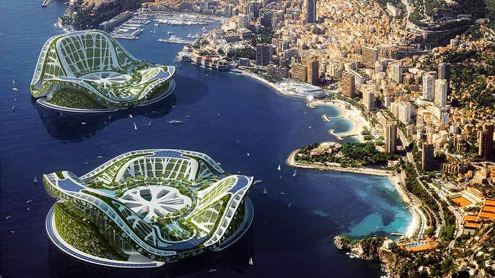 Lilypad Ecopolis Monaco