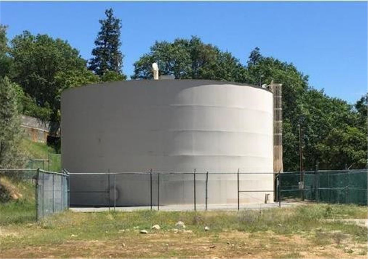 Placer County Storage Tank