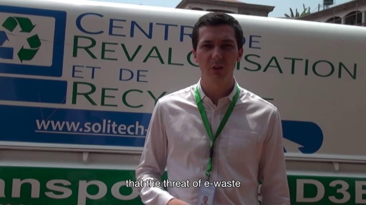 How to recycle and reuse e-waste in Cameroon - SOLIDARITE TECHNOLOGIE