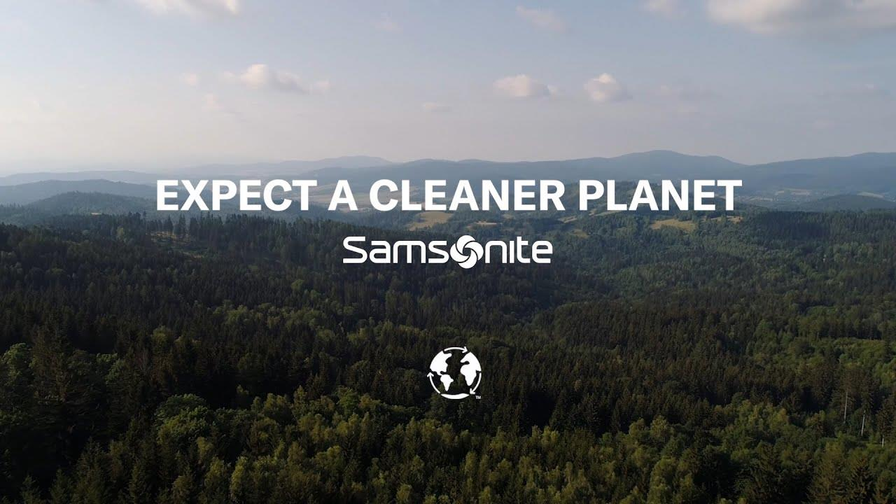 Samsonite Magnum Eco - A step further in our responsible journey