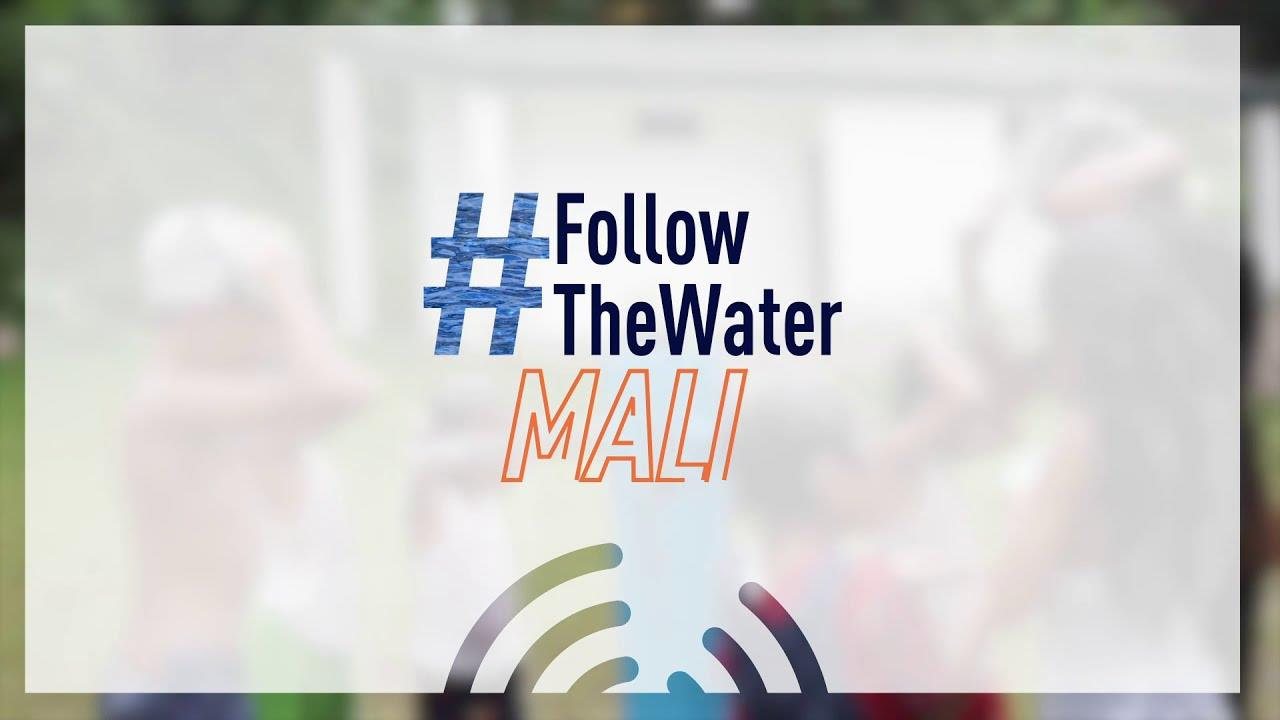 #FollowTheWater in Africa