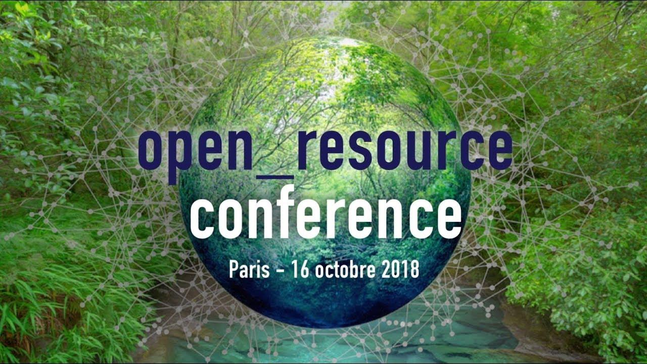 """open_resource conference: """"Let's create a resourceful future"""" [short version] - SUEZ"""