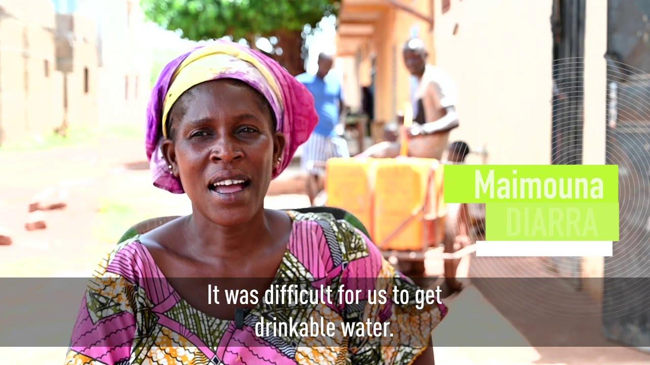 UCD - decentralized solutions: towards the access to drinking water - SUEZ